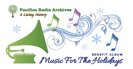 long music for the holidays logo